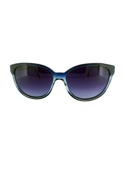 Kadın Oval Güneş Gözlüğü OS-1705-04