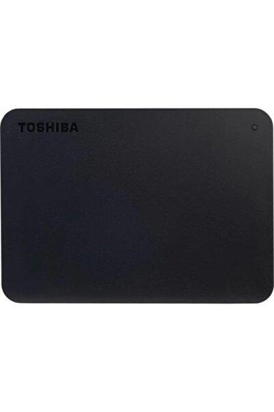 "Canvio Basic 2.5"" 1TB USB 3.2 Gen1 + Type-C Taşınabilir Harddisk HDTB410EK3AB"
