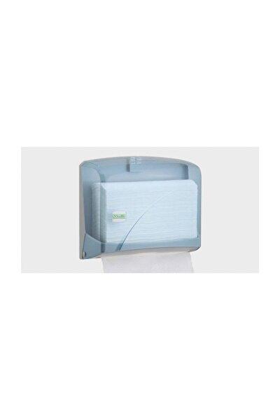 K1t Z Katlı Kağıt Havlu Dispenseri  Şeffaf-kapasite 200 Kağıt