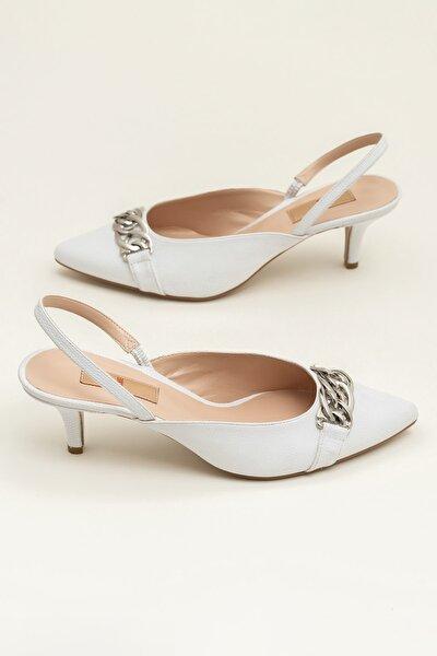 VINITA Beyaz Kadın Ayakkabı
