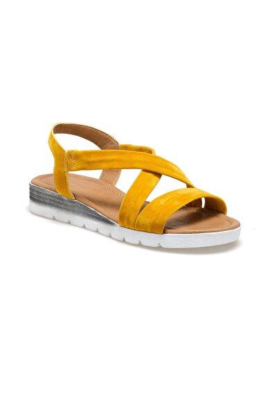 CS20047 Hardal Kadın Sandalet 100517930