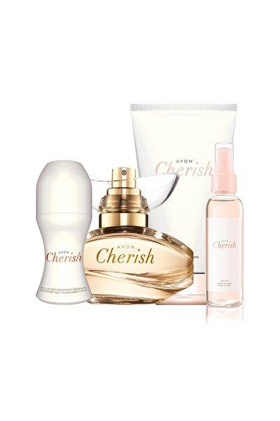 Cherish Edp Kadın Parfüm Seti