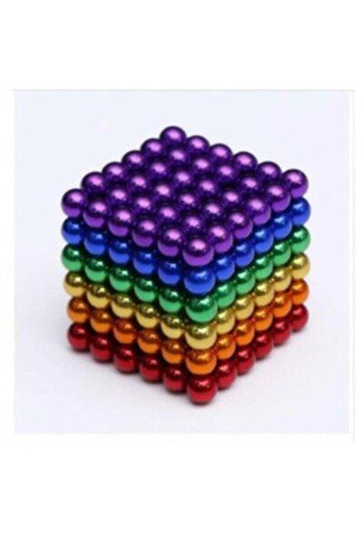 Sihirli Manyetik Toplar 3mm (6 Renkli) Manyetik Mıknatıs