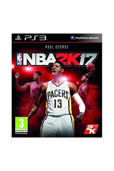 NBA 2K17 PS3 Oyun