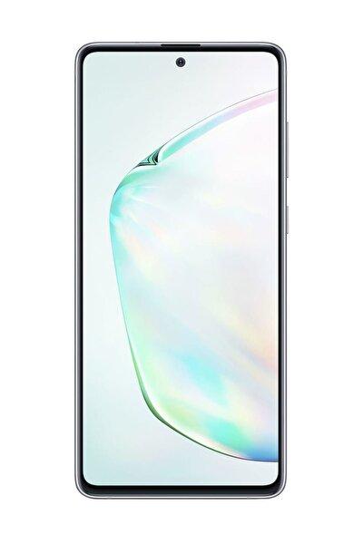 Galaxy Note10 Lite (Çift SIM) 128GB Ay Tozu Grisi Cep Telefonu (Samsung Türkiye Garantili)