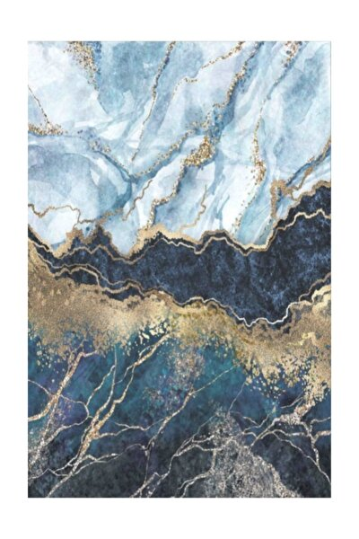 Dijital Marble  40x60 Banyo Paspası 0444 01