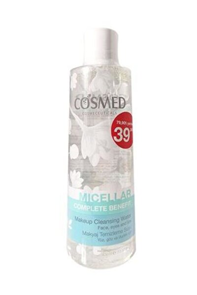 Complete Benefit Micellar Makeup Cleansing Water 400 ml