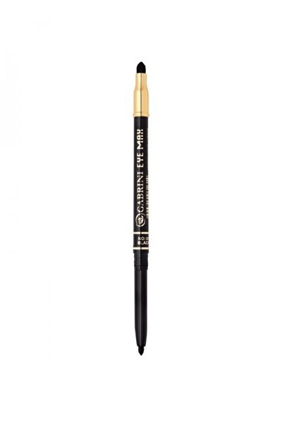 Kaş Kalemi - E Max Eyebrow Pencil Siyah 01 8696814061614