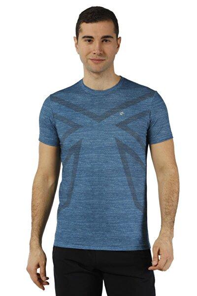 Erkek T-Shirt Micro Polyester bisiklet Yaka  - 2799