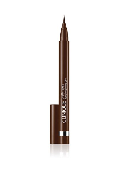 Kahverengi Likit Eyeliner - Pretty Easy Liquid Eyeliner 02 Brown 020714754099