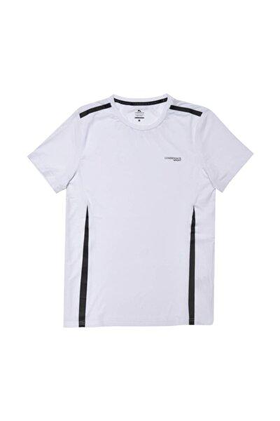 Victor 5 T-shirt Beyaz Erkek T-Shirt 100380767