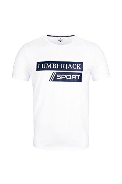 MILAN T-SHIRT Beyaz Erkek T-Shirt 100380587
