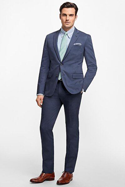 Erkek Lacivert Takım Elbise 1-00079064