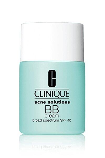 Akneli Ciltler için BB Krem - Anti Blemish Solutions BB Cream Spf 40 Light 30 ml 020714675820