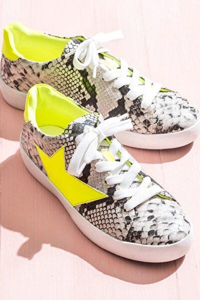 LAVONNE Yılan Kadın Ayakkabı