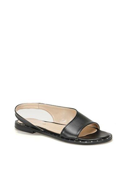 19SF-160685Z CİLT Siyah Kadın Sandalet 100479924