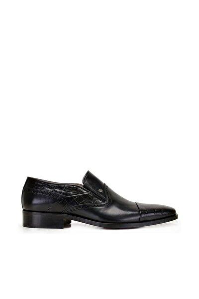 Siyah Erkek Sneaker 6402-482 NOC 1710617