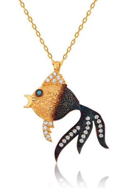 Kadın Balık Kolye PT2610613