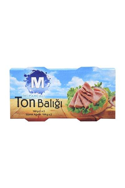 İri Parçalı Ton Balığı 2X160 g