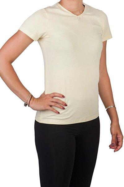 Kadın T-shirt - EXM172202LYL