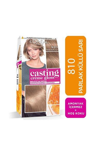 Parlak Küllü Sarı Saç Boyası - Casting Creme Gloss 810   3600523302956