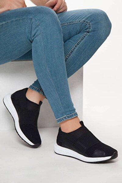 Siyah Erkek Sneaker CH035