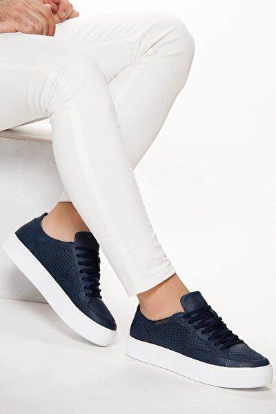 Lacivert Erkek Sneaker CH015