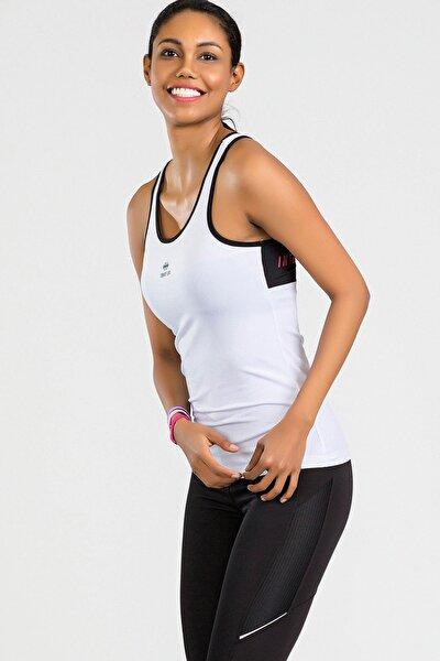 Arka Yazı Detaylı Beyaz Micro Sporcu Atlet 97096