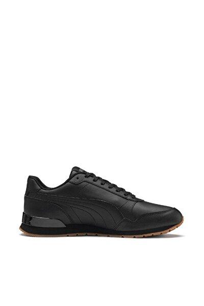 ST Runner v2 Full L Unisex Siyah Günlük Spor Ayakkabı - 36527708