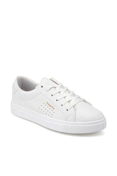 PORO 9PR Beyaz Kadın Sneaker Ayakkabı 100419537