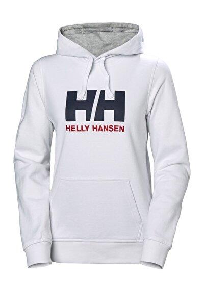Kadın Logo Hoodıe Sweatshirt HHA.33978