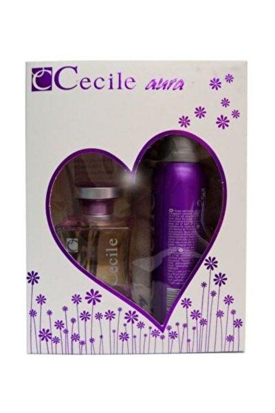 Aura Edt 100 ml Kadın Parfüm + 150 ml Deodorant Set