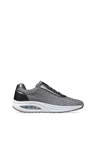 Gri Kadın Yürüyüş Ayakkabısı