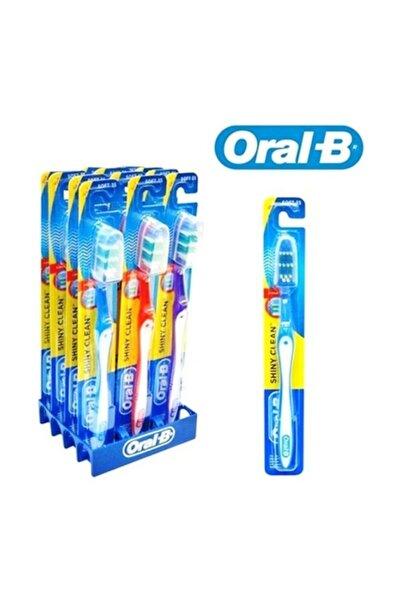 Oral B Shiny Clean Diş Fırçası Kapaklı