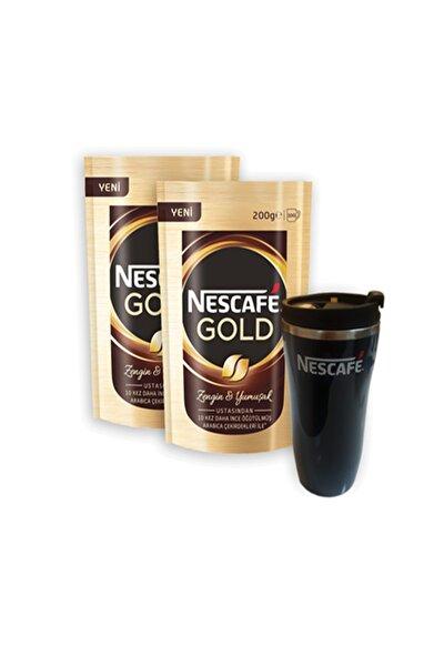 Gold 200 gr 2 Adet Alana - Thermomug Hediyeli