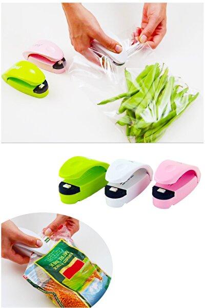 Mini Poşet Kapatma Makinesi Yapıştırıcı