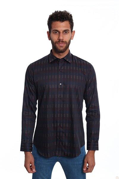 Uzun Kollu Erkek Gömlek V1 171780