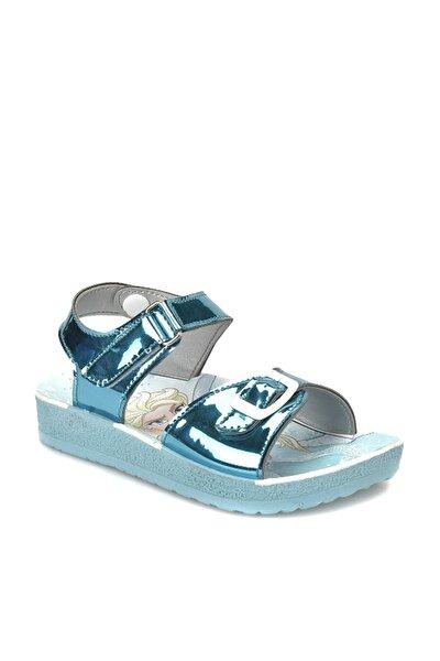 92475 PK Mavi Kız Çocuk Sandalet 100337981