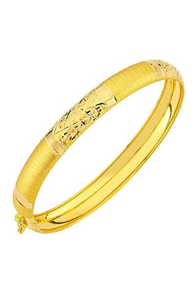 Kadın 22 Ayar Altın Bilezik BLZRK292-24741
