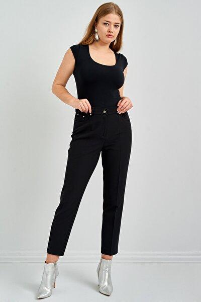 Kadın Siyah Pantolon 20K.EKL.PNT.03069.1
