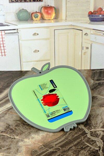 Elma Şekilli Kesme Tahtası