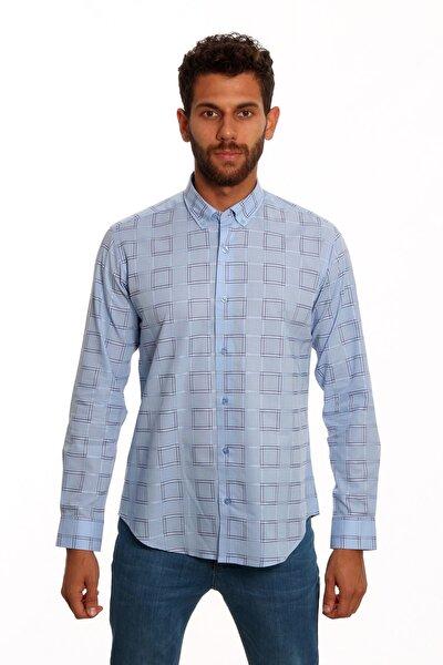 Uzun Kollu Erkek Gömlek V1 171639