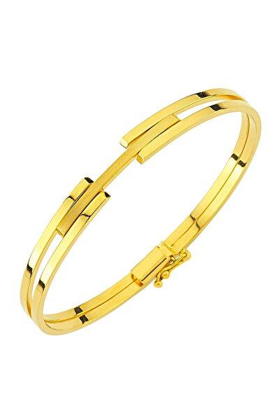 Kadın 22 Ayar Altın Bilezik BLZYT6661-24815
