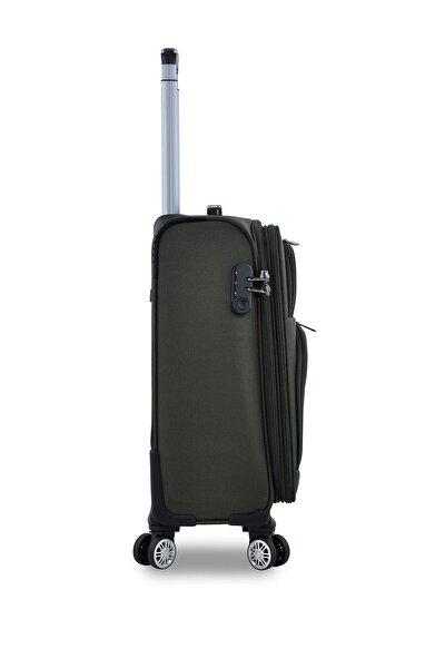 Haki Unisex Kabin Boy Valiz Fsl010Kabın