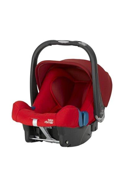 Römer Baby Safe Plus Shr II Oto Koltuğu / Flame Red 17