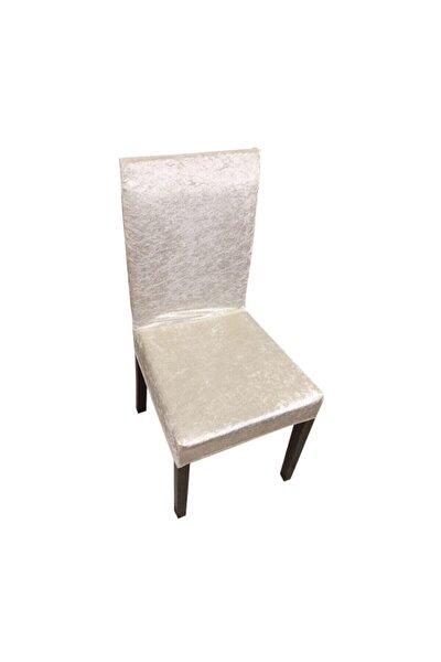 Kadife Sandalye Kılıfı