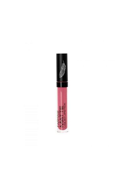 Velvet Matte Mat Likit Ruj 4 Ml Liquid Lipstick 105