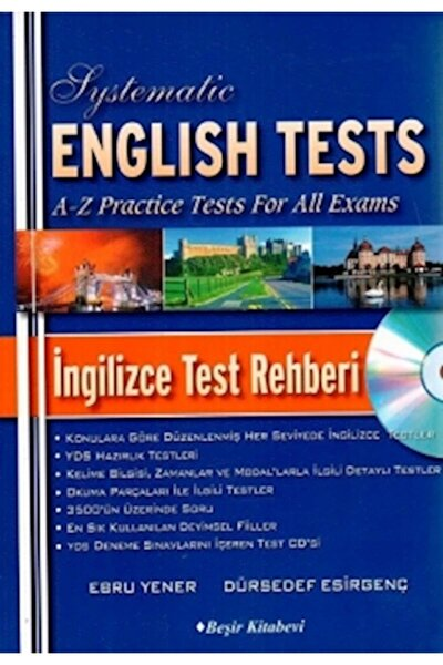 Systematic English Tests İngilizce Test Rehberi