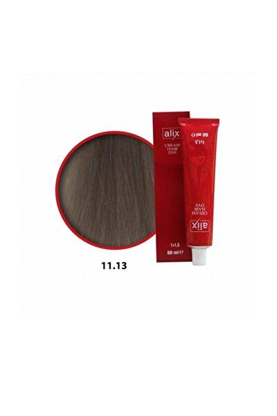 Saç Boyası 11.13 Ekstra Açıcı Sarı Küllü Dore 60 Ml