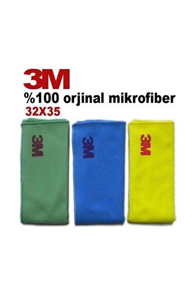 3'lü Paket Microfiber Bez (60668) 11208